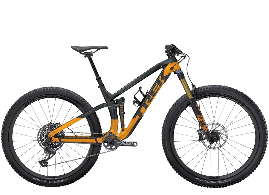 Trek Fuel EX 9.9 XO1 S (27.5  wheel) Lithium Grey/Factory Orange